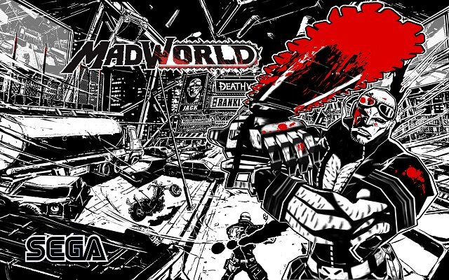 madworld violent game