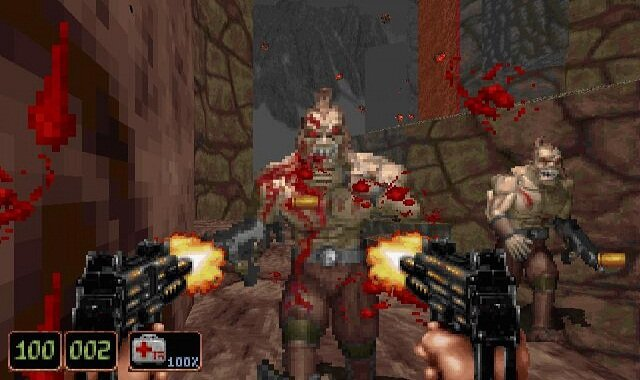Shadow warrior classic violent game