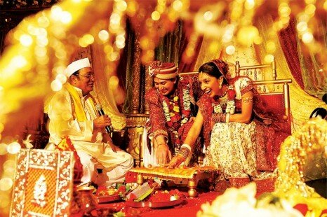How Does One Hindu Wedding Ceremony Looks Like