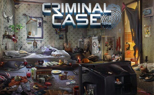 Criminal Case, popular facebook games
