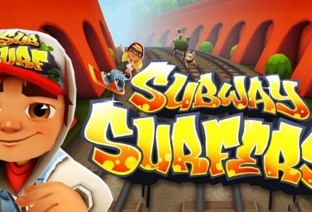 Subway Surfers, popular facebook games
