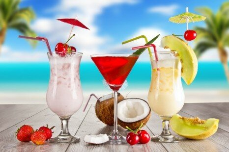 Learn Easy Cocktail Recipes For The Summer Nights