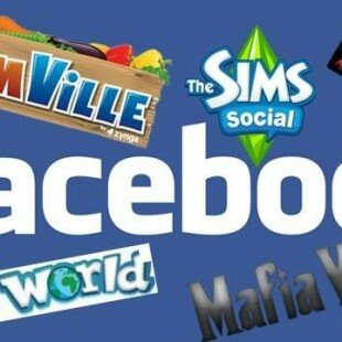 Most Popular Facebook Games
