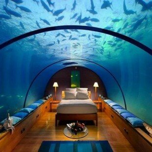 The Most Unusual Hotels In The World