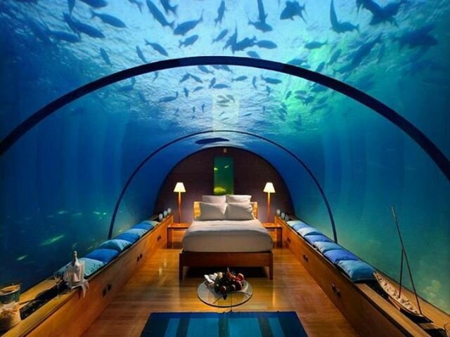 The most unusual hotels in the world sector definition for Amazing luxury hotels