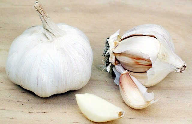garlic, food as medicine