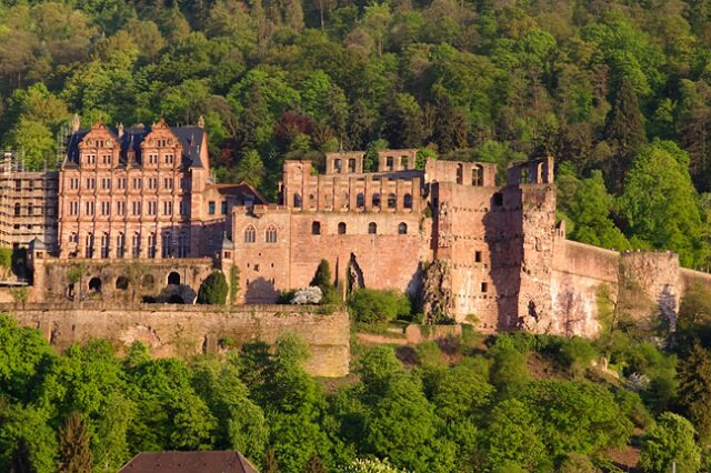 5. Heidelberg Castle, Germany