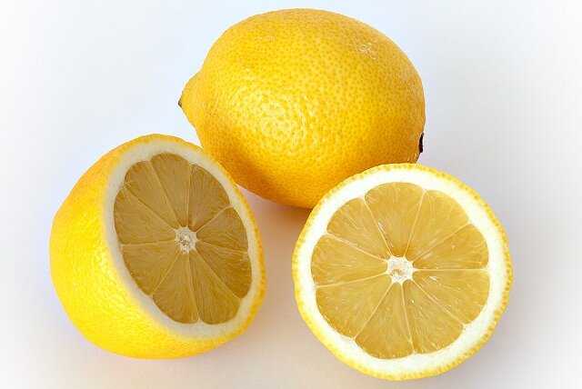 lemon, food as medicine