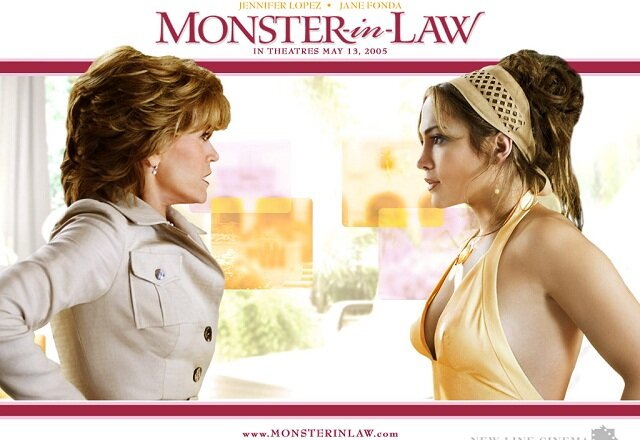 Monster in law, best comedy movies