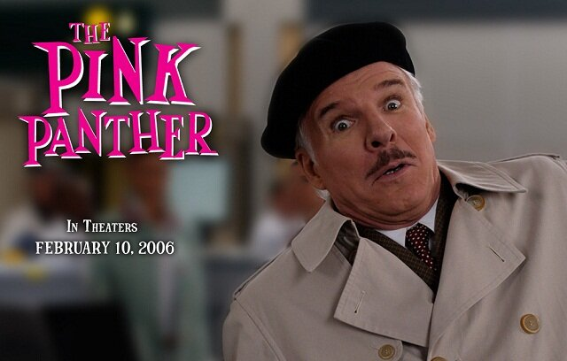 The Pink Panther, best comedy movies