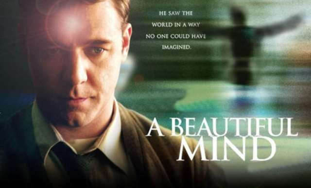 a beautiful mind, movies based on true stories
