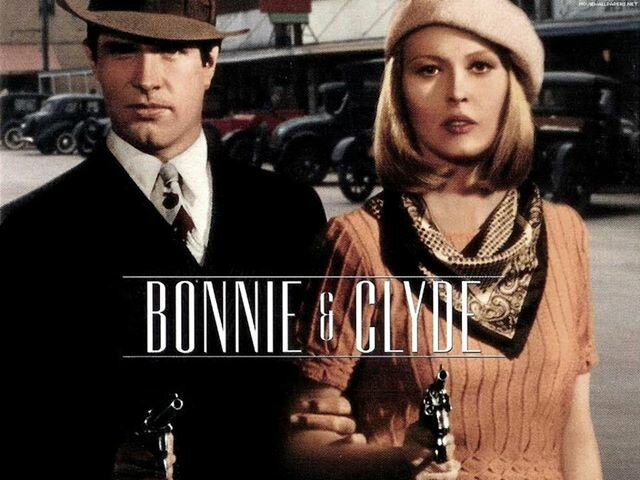 bonnie and clyde, movies based on true stories