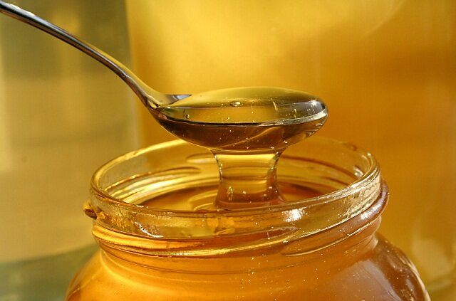 honey, food as medicine