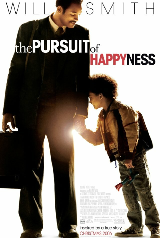 the pursuit of happiness, movies based on true stories