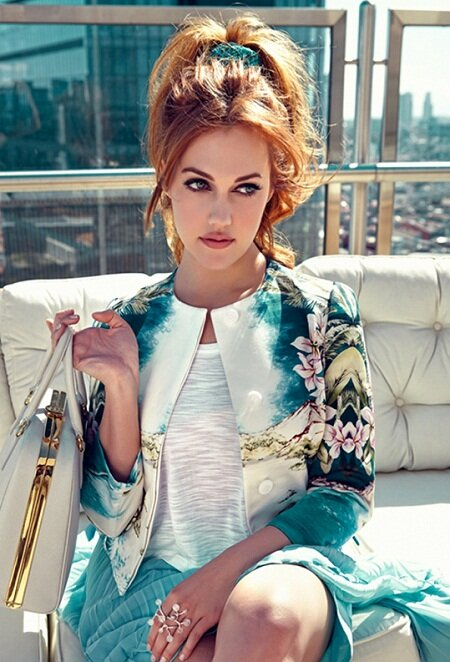 Meryem Uzerli, hot and beautiful turkish actress