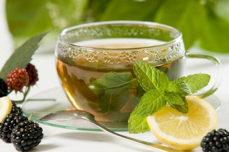 Here Are A Few Health Benefits Of Green Tea