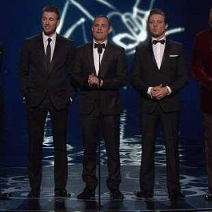 Hottest Men At The Academy Awards 2013