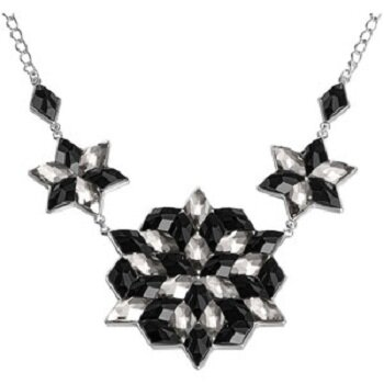 Swarovski Crystallized Star Flower Necklace