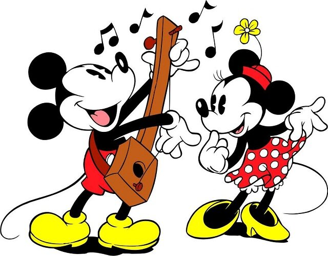 One of the most beloved cartoon character of all times, Mickey Mouse