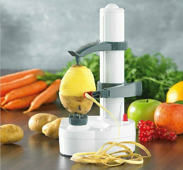 electric vegetable peeler