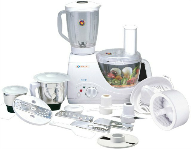 food processor, kitchen appliances