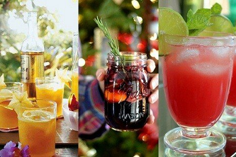 Easy Summer Alcoholic Drinks & Cocktails