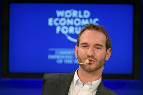 Meet The Author Nick Vujicic