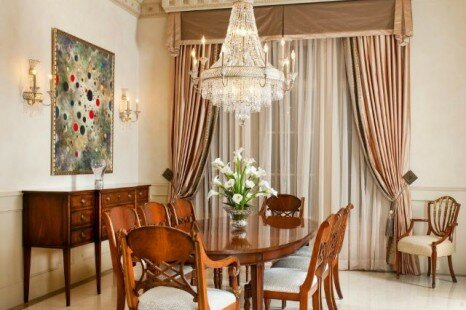 Stylish Dining Room Design Ideas