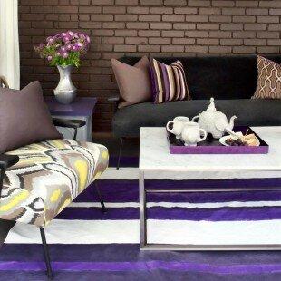 Here's How To Layer Rugs To Make Your Porch Look Magazine-Perfect