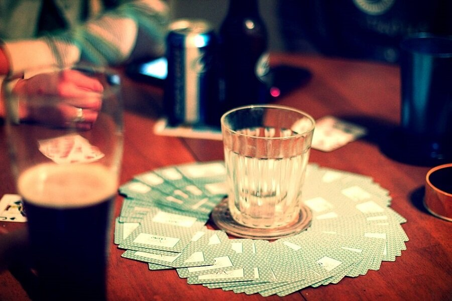 Top 3 Best Drinking Games For Two People - Sector Definition