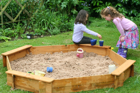 Games To Play With Kids In The Sand