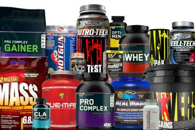 The Right Supplements