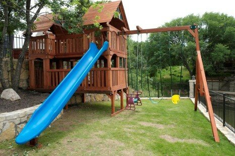 Top 5 Safety Tips for Swing Sets