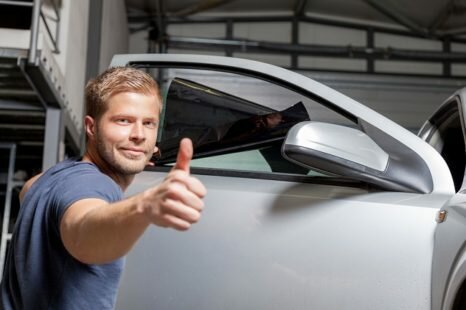 Steps and Precautions to Follow Before Install Car Window Tinting