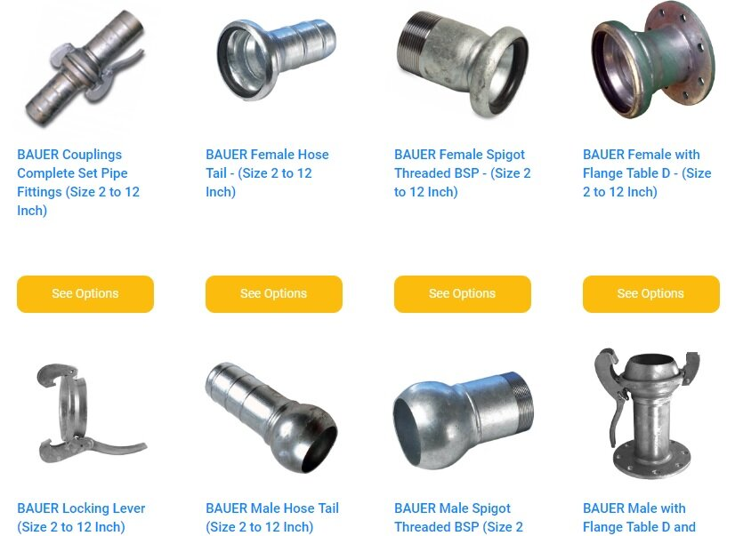 Pipe Clamp Fittings Explained - Sector Definition